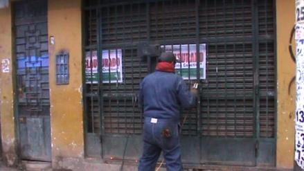 Municipalidad de Huancayo clausura ocho locales por inseguros