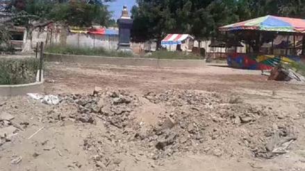 Catacaos aún se encuentra abandonada a 30 días de inundación