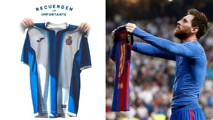 El Espanyol calienta el derbi ante el Barcelona con esta provocadora foto