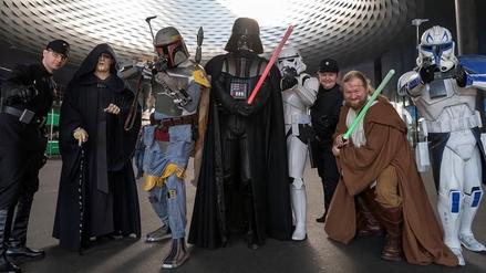 Así se vive la Comic Con Suiza 2017
