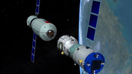 China iniciará la construcción de su estación espacial en 2019