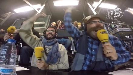 Narró el histórico gol de Mascherano para el Barça al ritmo de 'Despacito'