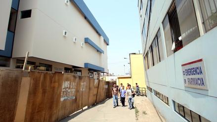 Un paciente de hospital Dos de Mayo falleció tras caer de la azotea
