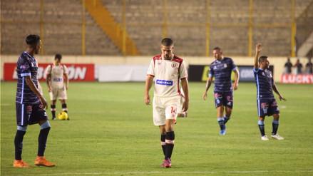 Universitario perdió contra Real Garcilaso en la altura de Sicuani