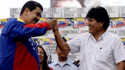 Morales dijo que