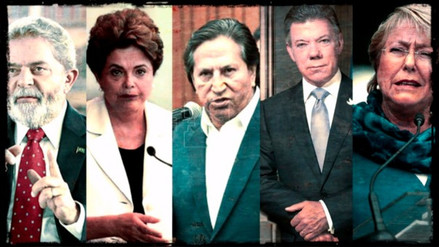 El 'club' de los presidentes y expresidentes investigados por corrupción
