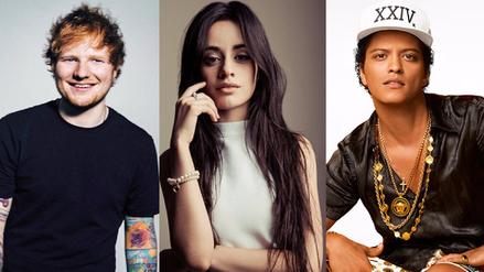 Las 10 estrellas que cantarán en los Billboard Music Awards