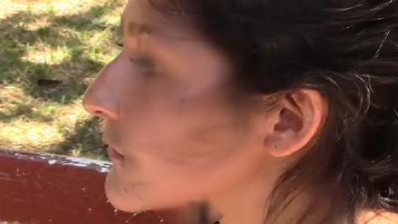 Joven denuncia agresión por parte de su compañera y sus familiares