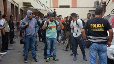 43 colombianos fueron expulsados del Perú por extorsión y estafa