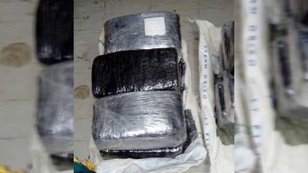 Tres detenidos tras intentar trasladar 50 kilos de marihuana
