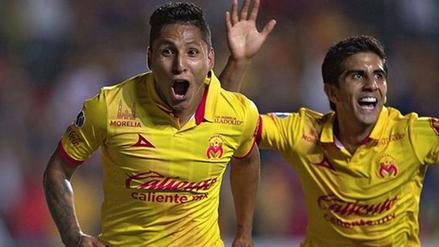 Raúl Ruidíaz fue elegido el jugador de la fecha en la Liga MX