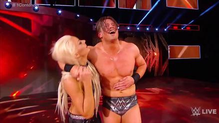 The Miz venció a Finn Bálor y Seth Rollins gracias a Bray Wyatt y Samoa Joe