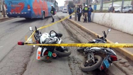 La vía de Evitamiento, una de las más peligrosas para los motociclistas