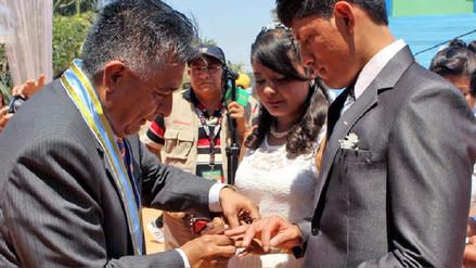 Municipio de Chiclayo prepara matrimonio masivo por el Día del Padre