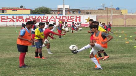 Chiclayo: Juan Aurich acelera la máquina pensando en la 'U'