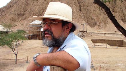 Walter Alva confirmó el hallazgo de piezas de oro precolombinas en Cajamarca