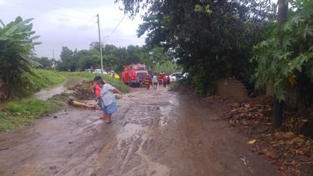 Laredo: dos mil pobladores sufren por falta de agua