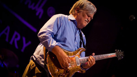 Video | Murió en pleno escenario el músico Bruce Hampton