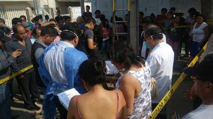 Trujillo: obrero muere al caer de poste de alumbrado público