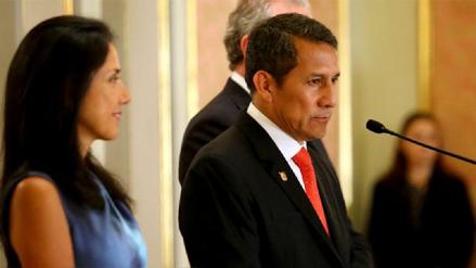 El APRA evalúa presentar denuncia constitucional contra Ollanta Humala