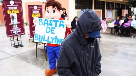 75 de cada 100 escolares peruanos fueron víctimas de bullying