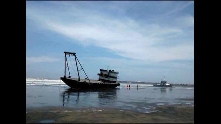 La Libertad: más de mil pescadores afectados por oleaje irregular