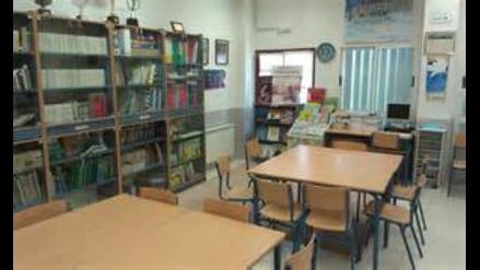 Chimbote: más de 20 bibliotecas de colegios en malas condiciones