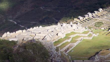 Ingreso a Machu Picchu  se realizará en dos turnos