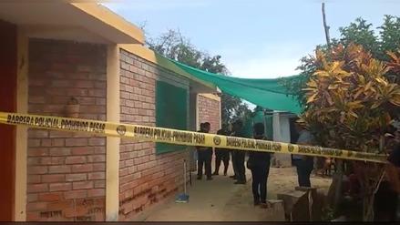 Virú: allanan viviendas de presuntos autores de masacre de ancianos
