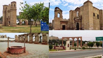 Plantean declarar de interés nacional protección a ruinas de Zaña