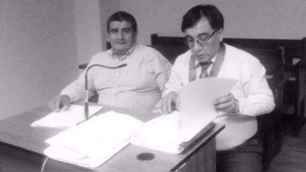 Reprograman audiencia por datos falsos en hoja de vida de Humberto Acuña