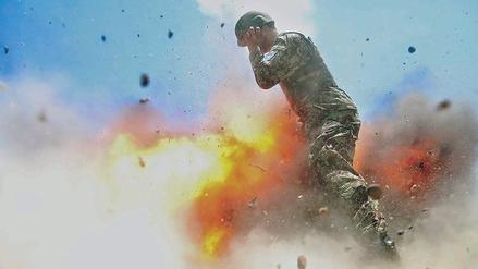 Fotógrafa soldado de EE.UU. captó el momento de su muerte en Afganistán