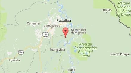 Un sismo de 5,8 grados se sintió esta noche en Pucallpa y Huánuco