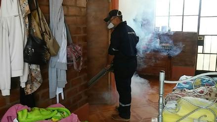 Nueva cifra de casos de dengue y zika en la región Ica