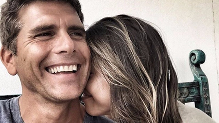 Christian Meier confirmó romance con Alondra García Miró