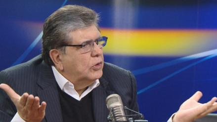 Fiscal Hamilton Castro pedirá a Brasil información sobre expresidente Alan García