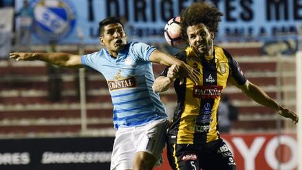 Sporting Cristal fue humillado 5-1 por The Strongest en la Libertadores