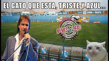 Sporting Cristal fue goleado en Bolivia y los memes no tuvieron piedad