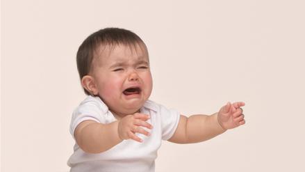 ¿No sabes de qué llora tu bebé? Este método te dirá si es de dolor