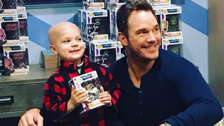 Chris Pratt arremete contra Instagram por la discapacidad auditiva