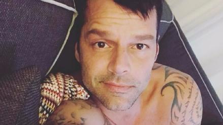 Ricky Martin alborota las redes a ritmo de 'Despacito'