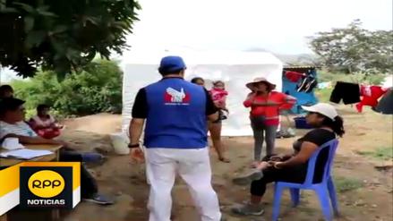 Trujillo: albergues de Laredo no tienen condiciones adecuadas