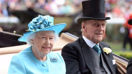 Felipe, el príncipe que dejó su linaje para casarse con la reina Isabel II