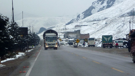 Declaran de interés nacional proyecto de la 'Autopista Central'