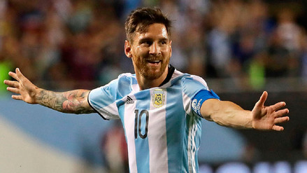 FIFA levantó la sanción a Lionel Messi y jugará contra Perú