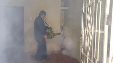 Piuranos incrédulos sobre efectividad de fumigaciones
