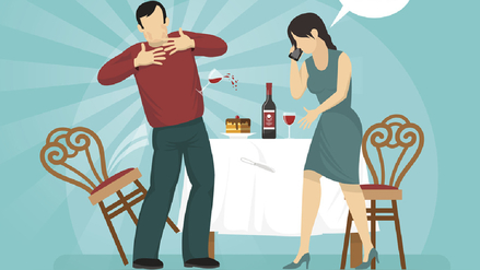 Alimentos que pueden desencadenar una crisis asmática