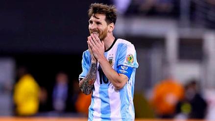 El insulto de Messi al árbitro que la FIFA decidió no sancionar