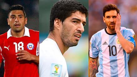 Sanciones como la de Lionel Messi, pero que no fueron rebajadas