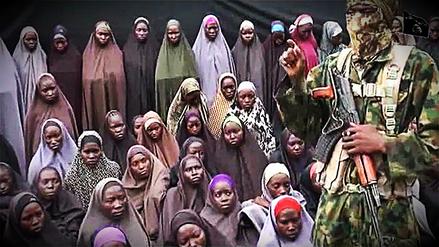 Boko Haram liberó a 83 de las niñas de Chibok que secuestraron en 2014